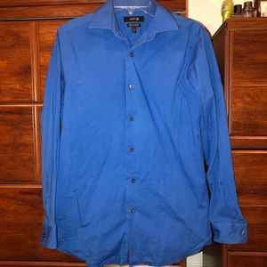 Men's Apt 9 extra slim fit button down
